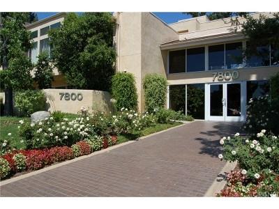 Canoga Park Condo/Townhouse For Sale: 7800 Topanga Canyon Boulevard #211