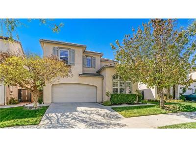 Valencia Single Family Home For Sale: 24324 El Molina Avenue