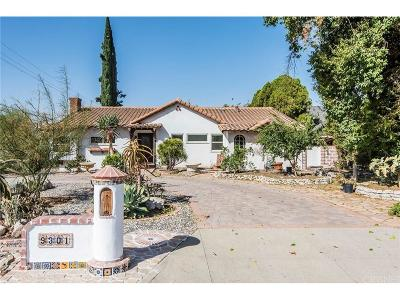 Northridge Single Family Home For Sale: 9301 Bianca Avenue