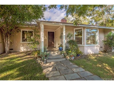 Toluca Lake Single Family Home For Sale: 4905 Forman Avenue