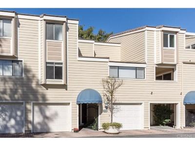 Westlake Village Condo/Townhouse For Sale: 1176 South Westlake Boulevard #B