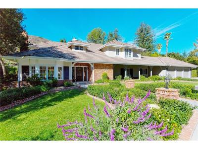 Westlake Village Single Family Home For Sale: 1479 Aldercreek Place