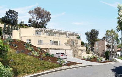 Woodland Hills Residential Lots & Land For Sale: 5211 Marmol Drive