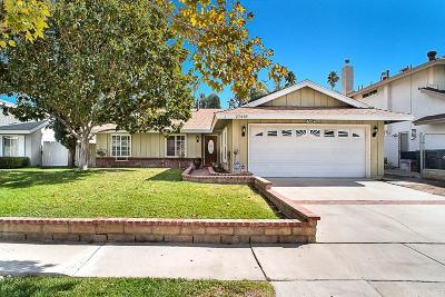 Canyon Country Single Family Home For Sale: 27418 Dolton Drive