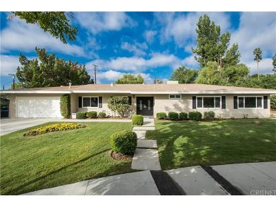 West Hills Single Family Home For Sale: 22125 Napa Street