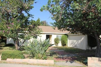 Simi Valley CA Single Family Home For Sale: $474,500