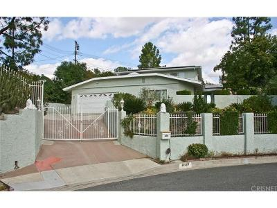 West Hills Single Family Home For Sale: 22325 Napa Street
