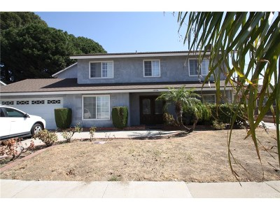 Sylmar Single Family Home For Sale: 13550 Phillippi Avenue