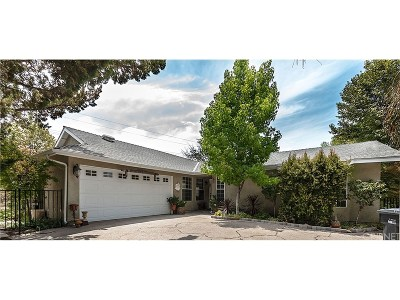 Calabasas Single Family Home For Sale: 5679 Ruthwood Drive