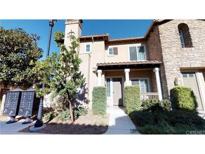 Valencia Condo/Townhouse For Sale: 23902 Calle Del Sol Drive