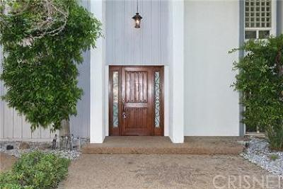 Woodland Hills Single Family Home For Sale: 22673 Margarita Drive