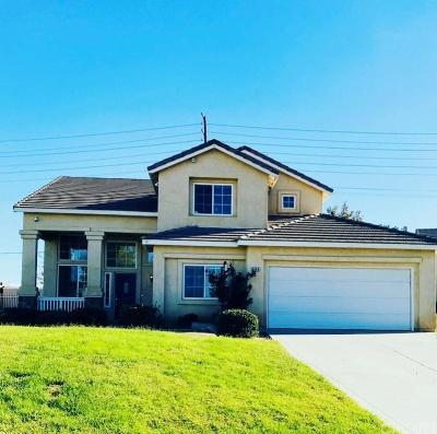 Quartz Hill Single Family Home For Sale: 6106 Quail Way