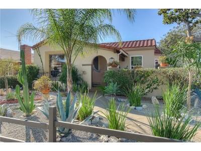 Long Beach Single Family Home For Sale: 6493 Falcon Avenue