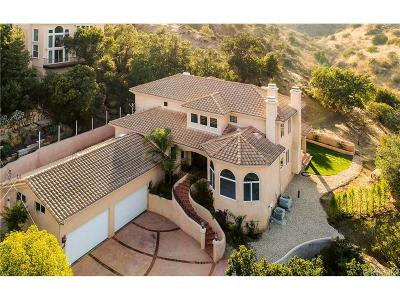 West Hills Single Family Home For Sale: 8815 Azul Drive