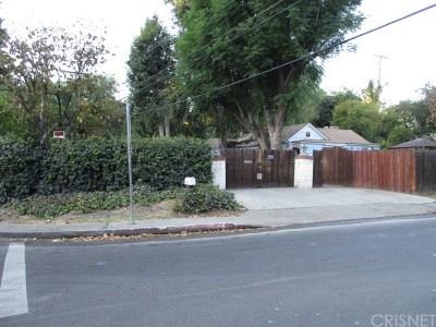 Tarzana Single Family Home For Sale: 5053 Vanalden Avenue