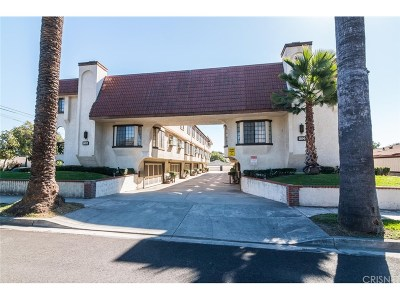Monrovia Condo/Townhouse For Sale: 206 West Cypress Avenue #E