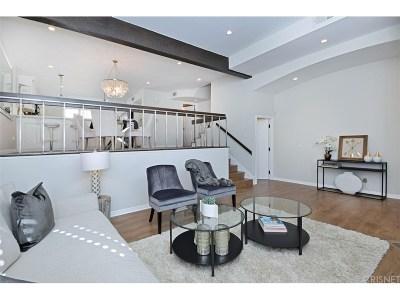 Condo/Townhouse For Sale: 1414 North Harper Avenue #5