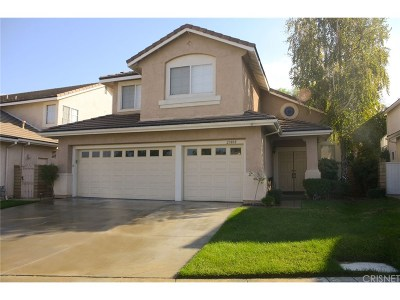 Valencia Single Family Home For Sale: 23808 Millford Court