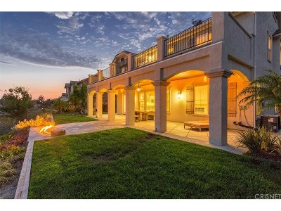 Calabasas Single Family Home For Sale: 3445 Malaga Court