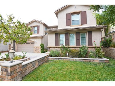 Valencia Single Family Home For Sale: 29237 Las Brisas Road