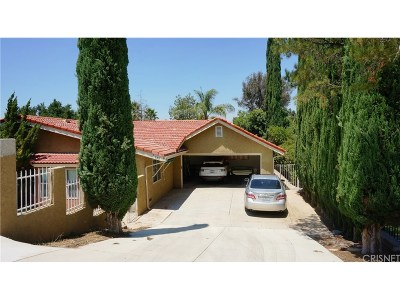 Simi Valley Single Family Home For Sale: 5643 Crinklaw Lane
