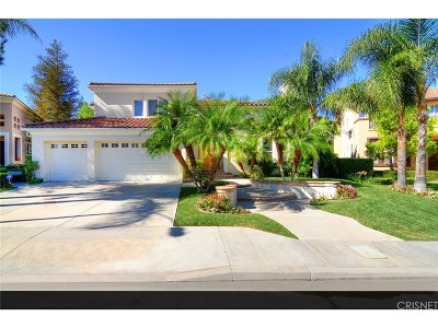 West Hills Single Family Home For Sale: 7321 Hillsview Court