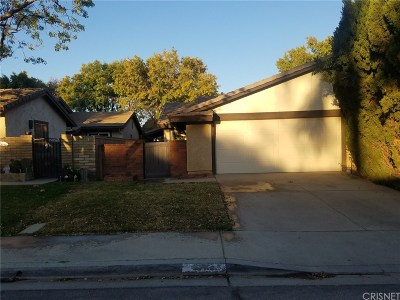 Valencia Single Family Home For Sale: 25635 Palma Alta Drive