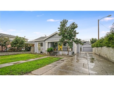 Los Angeles Single Family Home For Sale: 11125 South Vermont Avenue