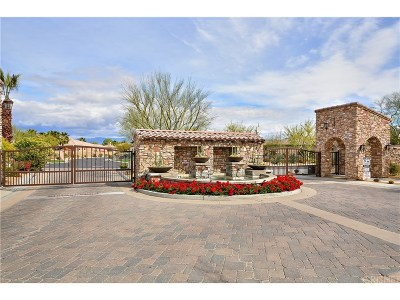 Palm Desert Single Family Home For Sale: 74156 Via Pellestrina
