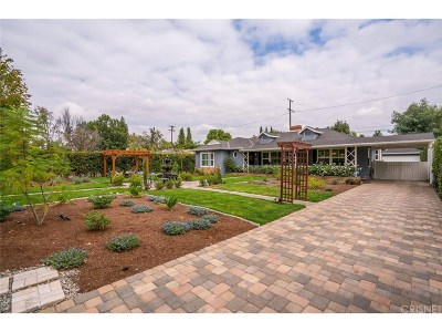 Woodland Hills Single Family Home For Sale: 5647 Lubao Avenue