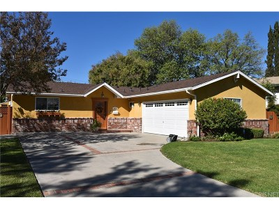 Woodland Hills Single Family Home For Sale: 6173 Lockhurst Drive