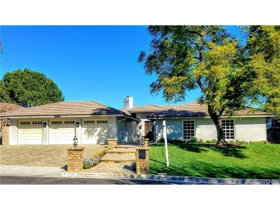 Westlake Village Single Family Home For Sale: 32039 Canterhill Place