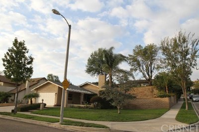 Thousand Oaks Single Family Home For Sale: 1609 East Hillcrest Drive