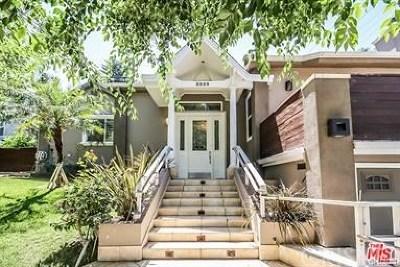 Studio City Single Family Home For Sale: 3959 Tropical Drive