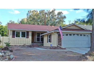 Woodland Hills Single Family Home For Sale: 4926 Reforma Road
