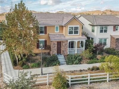 Los Angeles County Single Family Home For Sale: 28294 North Via Sonata Drive
