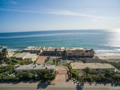 Malibu Single Family Home For Sale: 11770 Pacific Coast Highway #T