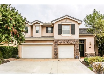 Stevenson Ranch Single Family Home For Sale: 25714 Wallace Place