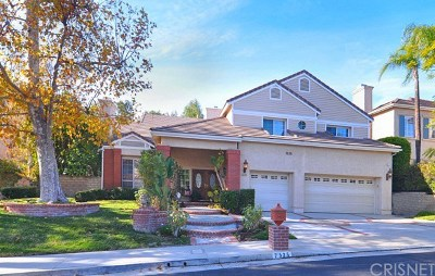 West Hills Single Family Home For Sale: 7535 Atherton Lane