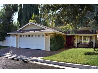 West Hills Single Family Home For Sale: 8371 Sedan Avenue