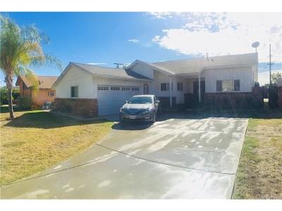 Canoga Park Single Family Home For Sale: 21918 Arminta Street