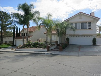 Los Angeles County Single Family Home For Sale: 13469 Bessemer Street