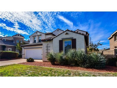 Palmdale Single Family Home For Sale: 39323 Clear View Court