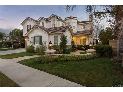 Simi Valley Single Family Home For Sale: 3729 Horizon Ridge Court