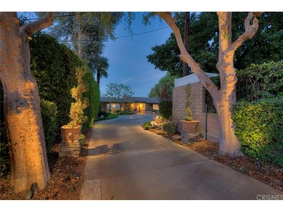 Tarzana Single Family Home For Sale: 4750 Amigo Avenue