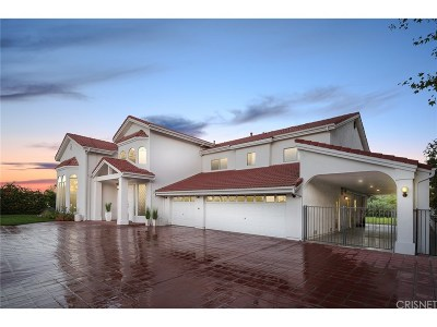 Tarzana Rental For Rent: 4020 Clarinda Drive