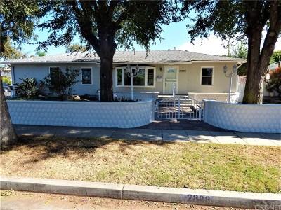 Long Beach Single Family Home For Sale: 2888 Tulane Avenue