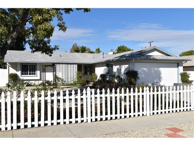 West Hills Single Family Home For Sale: 23907 Mobile Street