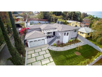 Los Angeles County Single Family Home For Sale: 3943 Kentucky Drive