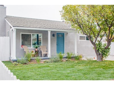 Burbank Single Family Home For Sale: 930 North Brighton Street